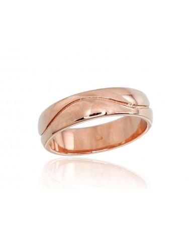 Auksinis sutuoktuvių žiedas Žiedai