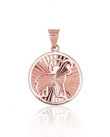 Auksinis pakabukas – zodiako ženklas(AU-R), Raudonas auksas5850
