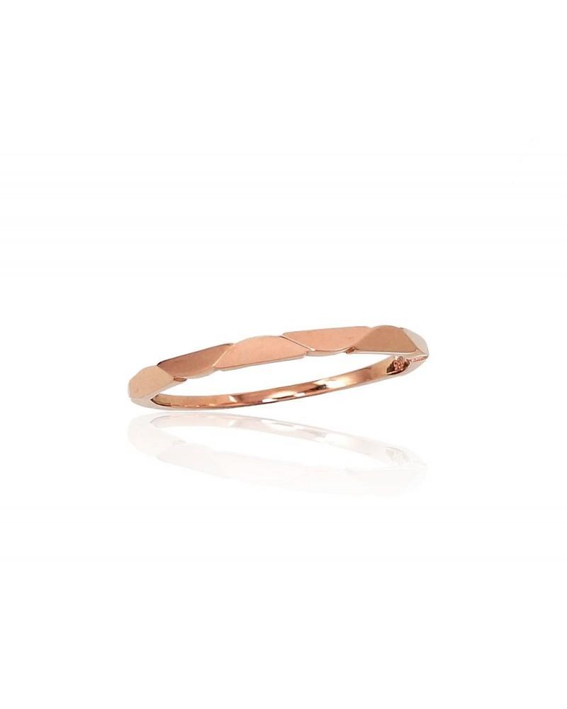 Auksinis žiedas(Au-R), Raudonas auksas5850